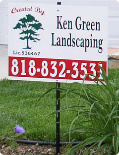 About Ken Green Landscaping